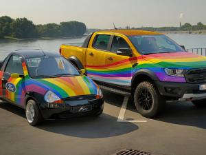 Ford Unveils 'Very Gay' Car in Response to Homophobia